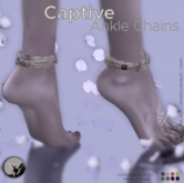 *PC* Captive-Ankle chain