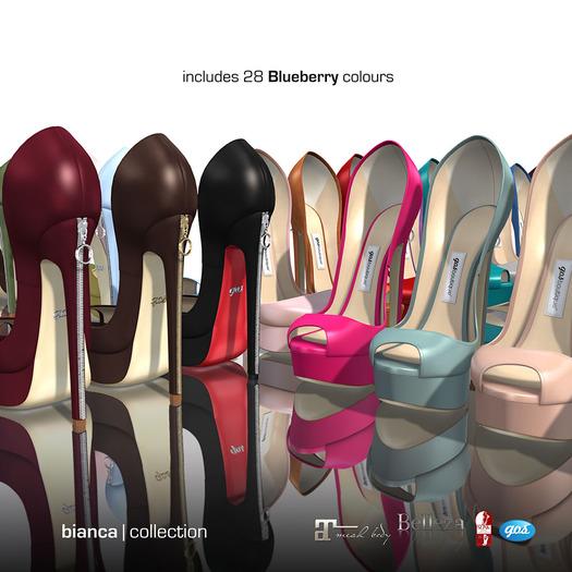 [Gos] Boutique - Bianca Pumps - Collection