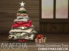 Christmas Tree (Pillows) PLUS Animated Presents