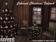 FAYDED - Cabernet Christmas Fatpack