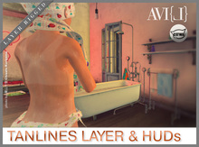 ♥  AVI{L} Multi Tanlines Layer and HUDs