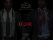 !AEC! Ralph Open Suit - (5min only) DEMO