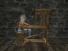 Weaving Loom  DEMO - weaving animation