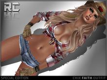 cHix Faith Western Set