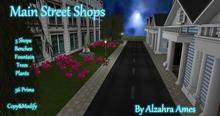 Main Street Shops (Boxed)