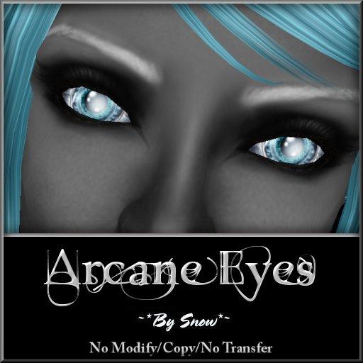 ~*By Snow*~ Arcane Eyes