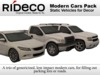 RiDECO - Modern Cars Pack