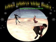 WINTER DREAMS Poppet's Magic Ice Rink