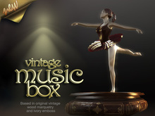 The Real Vintage Music Box - UPDATED