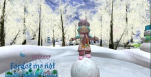 F.G.M.N/*Pink Snow Ball Elf*