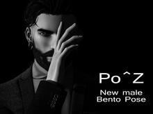 Po^Z Bento - Male pose 4