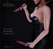 :::ChicChica::: Bloody knives