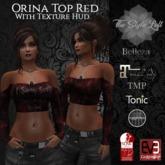TSL - Orina Top {Red} w/HUD