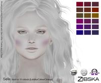 Zibska [50L Closeout] ~ Selle Blush in 18 colors [Lelutka/Catwa/Omega]