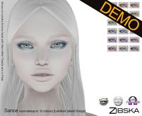 Zibska ~ Sance Eyemakeup Demo [Lelutka/Catwa/Omega]