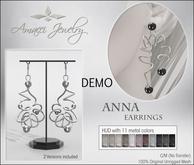 Amacci - Anna Earrings DEMO