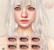 MICHAN - Miuya Eyes [Catwa & Mesh]