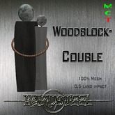 -]HS-Karton[- Woodblock-Couple