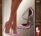 [noho] Tasha Heels [Slink - high] - pink