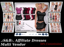 .:S&B:. Affiliate Multi Vendor Dresses