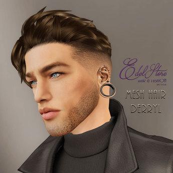 EdelStore Mesh Hair - Derryl