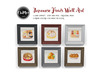 ChiMia:: Japanese Foods Wall Art