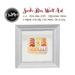 Sushi box wall art pic