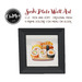 ChiMia:: Sushi Plate Wall Art