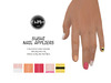 Sushi nail appliers pic mp