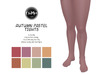 ChiMia:: Autumn pastel tights