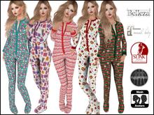 Tigerlily Designs: Christmas Onesie (Add/Wear)