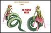 MESH PEOPLE - Fantasy Warrior_sea woman 003