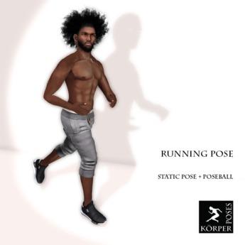 Running Pose