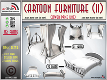 Sculpt cartoon furniture (II) by **aVISTYLe** (Low Price Line) - for FULL PERM !!