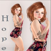 Hope Bento Shape fot Catwa  ( Lona ) Maitreya