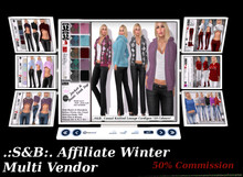 .:S&B:. Affiliate Multi Vendor Winter