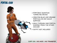 [S2S] Portal Gun