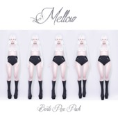 Go&See * Mellow * Bento Pose Pack
