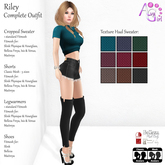 AvaGirl - Riley Complete Outfit