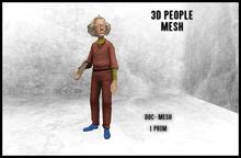 MESH PEOPLE - Fantasy- DOC-MESH