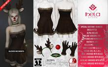 Ibela Store - Special Costume Reindeer