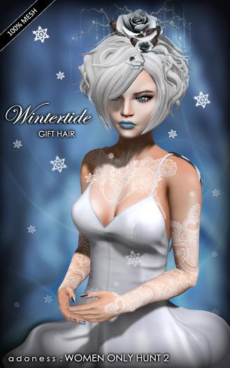 adoness: Wintertide : Dollarbie Hair