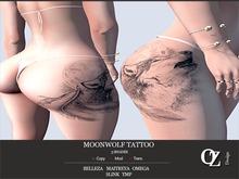Oz Design : Tattoo MoonWolf