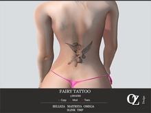 Oz Design : Fairy Tattoo