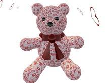 Cuddle Kissy Bear *with animation*