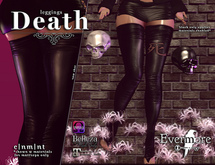 evermore. death // leggings (wear me)
