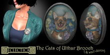 Eclectica 'A Cat of Ulthar'- Ginger