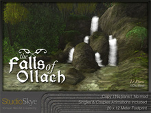 The Falls of Ollach from Studio Skye