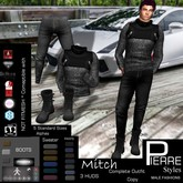 PierreStyles MITCH complete Outfit-bag -Classic & Mesh avatars