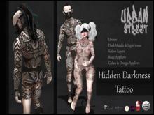 **UbS** Hidden darkness tattoo